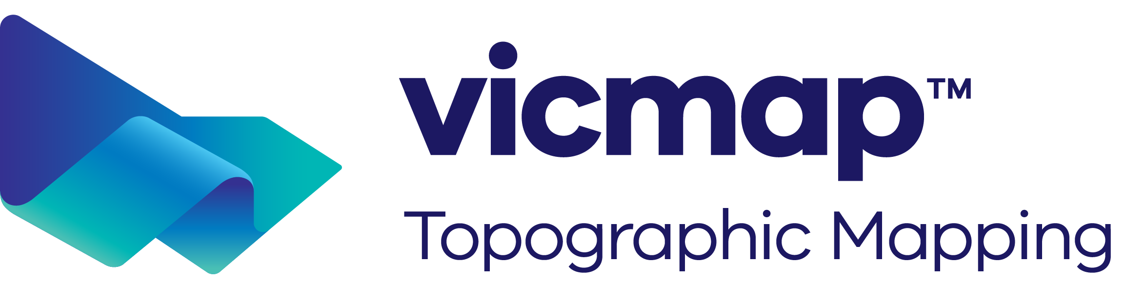 Vicmap Topographic Mapping logo