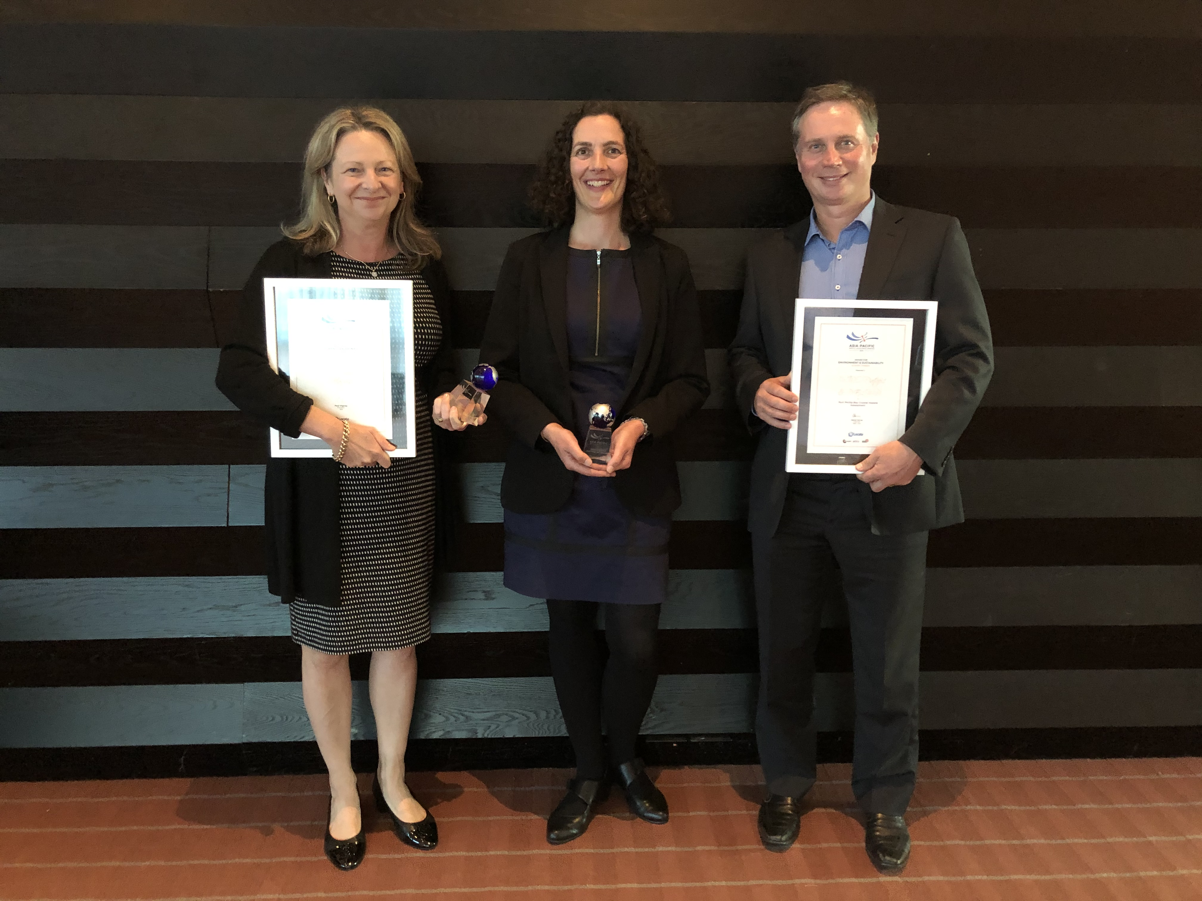 National APSEA Award winners 2021 and their prizes
