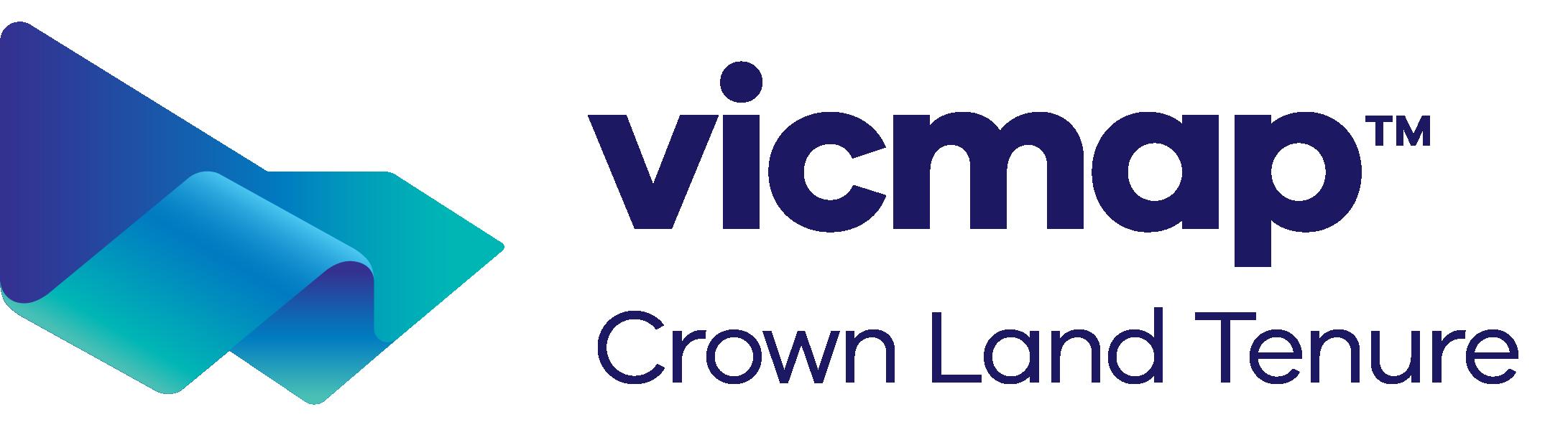 Vicmap Crown Land Tenure logo